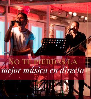 Música en directo en el Callejón de Jorge Juan